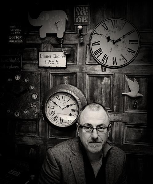 A Punctual Man