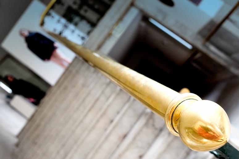 Golden-Rodd