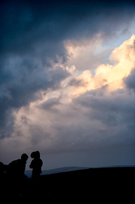 Haytor-scene-at-dusk (2)