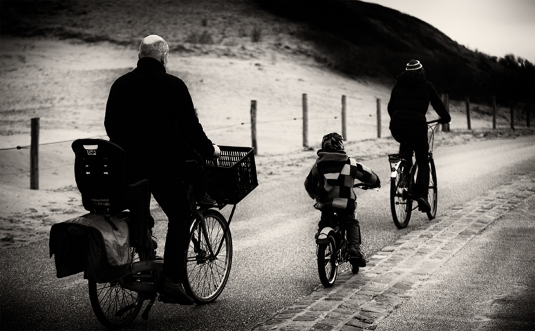 Cycling-in-the-Netherland