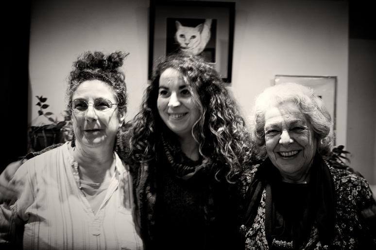 Three-generations three of a kind
