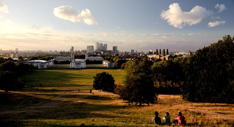 London-from-Greenwich